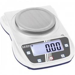 Kern EHA 500-2 Bilancia di precisione Portata max. 500 g Risoluzione 0.01 g a batteria, via alimentatore a spina