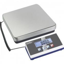 Kern EOB 150K50 Bilancia pesa pacchi Portata max. 150 kg Risoluzione 50 g rete elettrica, a batteria Argento