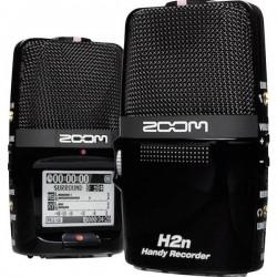 Zoom H2n Registratore audio portatile Nero