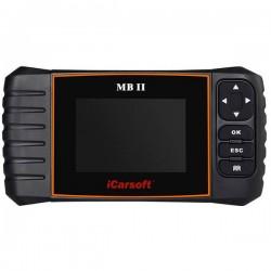 Icarsoft Strumento diagnostico OBD II MB V2.0 icmb20 Adatto per (marca auto): Universal illimitato 1 pz.