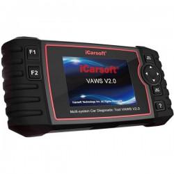 Icarsoft Strumento diagnostico OBD II VAWS V2.0 icvaw2 Adatto per (marca auto): Universal illimitato 1 pz.