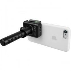 IK Multimedia iRig Mic Video a clip Lavalier Microfono per telecamera Tipo di trasmissione:Cablato incl. morsetto, incl.