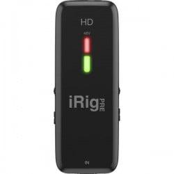 IK Multimedia Pre HD Preamplificatore per microfono