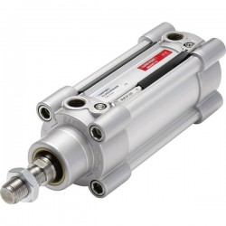 Univer KL2000630100M Cilindro profilato Lunghezza corsa: 100 mm 1 pz.