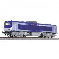 Liliput L132054 H0 Locomotiva diesel DE2500 UmAn UmAn verniciatura speciale