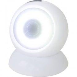MediaShop HandyLux Lightball M23909 Lampada notturna Kit da 2 Sfera LED (monocolore) Bianco