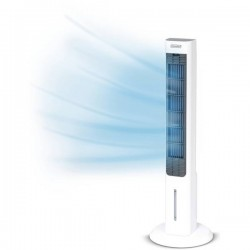 MediaShop Livington ChillTower Ventilatore a piantana (L x L x A) 940 x 123 x 145 mm Bianco