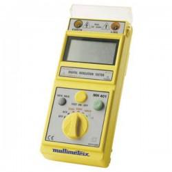 Multimetrix MH 401 Misuratore di isolamento 250 V, 500 V, 1000 V