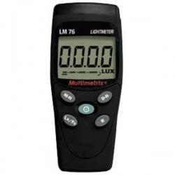 Multimetrix LM 76 Luxmetro 0 - 200000 lx