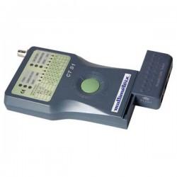 Tester cavi Multimetrix CT 51 Rete, Telecomunicazione