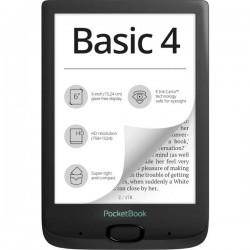 PocketBook Basic 4 Lettore di eBook 15.2 cm (6 pollici) Nero