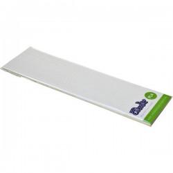 3Doodler PL06-SNOW Snow KIT Filamenti stampante 3D Plastica PLA 1.75 mm 63 g Bianco 24 pz.