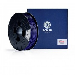 BCN3D PMBC-1000-011 Filamento per stampante 3D Plastica PLA resistente ai raggi uv 2.85 mm 750 g Blu scuro 1 pz.