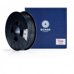 BCN3D PMBC-1004-003 Filamento per stampante 3D PETG 2.85 mm 750 g Nero 1 pz.