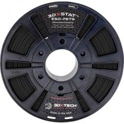 3D Xtech PTG2011000BK0 3DXSTAT Conductive ESD Filamento per stampante 3D PETG 1.75 mm 1000 g Nero 1 pz.