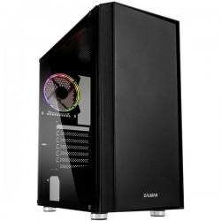 Zalman R2 BLACK Midi-Tower PC Case da gioco, Contenitore Nero
