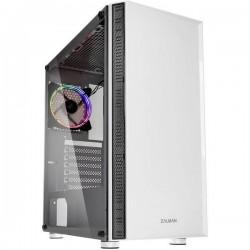 Zalman R2 WHITE Midi-Tower PC Case da gioco, Contenitore Bianco