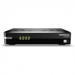 Vantage VT-55 HD+ Ricevitore SAT include scheda HD+, Adatto per cavo singolo, predisposto per LAN, Funzione camping