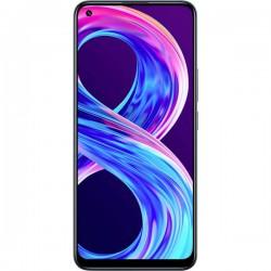 Realme 8 Pro Smartphone LTE dual SIM 128 GB 6.4 pollici (16.3 cm) Dual-SIM Android™ 11 Nero