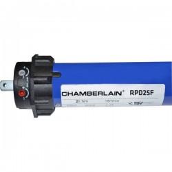 Kit motore tubolare senza fili Chamberlain RPD25F-05 Trazione (max.) 50 kg 191 W 15 Nm