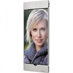 Smart Things sDock s21 Supporto da parete per iPad Argento Adatto per modelli Apple: iPad 10.2 (2019), iPad Pro 10.5,