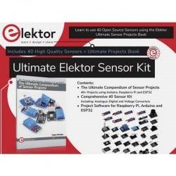 Elektor SEN-Elektorkit 1 pz. Adatto per: Raspberry Pi, Arduino