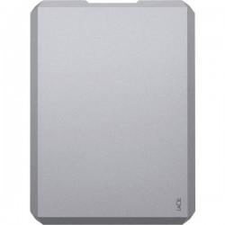 LaCie Mobile Drive 5 TB Hard Disk esterno da 2,5 USB 3.2 Gen 1 (USB 3.0), USB-C™ Grigio Siderale STHG5000402