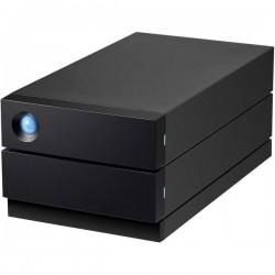 LaCie 2big Raid 4 TB Hard Disk esterno da 3,5 USB-C™ Nero STHJ4000800