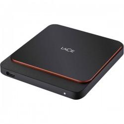 LaCie Portable SSD 500 GB SSD esterno USB-C™ Nero STHK500800