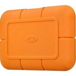 LaCie Rugged® SSD 500 GB SSD esterno USB-C™ Arancione STHR500800