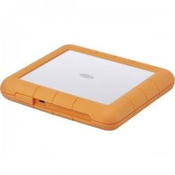 LaCie Rugged RAID Shuttle 8 TB Hard Disk esterno da 3,5 USB 3.2 Gen 2 (USB 3.1) Argento, Arancione STHT8000800