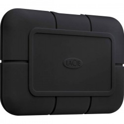 LaCie Rugged® SSD PRO 1 TB SSD esterno Thunderbolt 3 Nero STHZ1000800