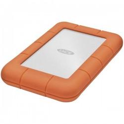 LaCie Rugged Mini 5 TB Hard Disk esterno da 2,5 USB 3.2 Gen 1 (USB 3.0) Argento, Arancione STJJ5000400