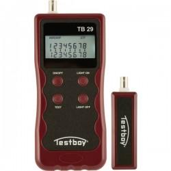Tester per reti di telecomunicazione Testboy TB 29
