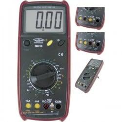 Testboy TB 313 Multimetro portatile digitale CAT III 600 V Display (Counts): 2000