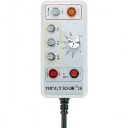 Testboy Testavit Schuki 2K Tester presa di corrente CAT III 300 V LED