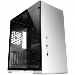 Jonsbo U5S Silver  Midi-Tower PC Case, PC Case da gioco Argento