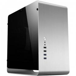 Jonsbo UMX3 SILVER Contenitore, PC Case da gioco Argento