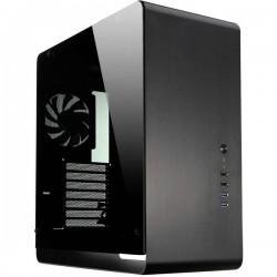 Jonsbo UMX4 BLACK PC Case da gioco, Contenitore Nero
