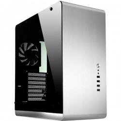 Jonsbo UMX4 SILVER PC Case da gioco, Contenitore Argento