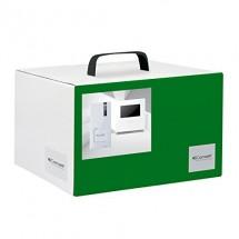 Comelit 8461I - Kit Videocitofono Monofamiliare Pulsantiera Quadra + Monitor Icona Simplebus