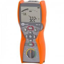 Sonel MIC-10 Misuratore di isolamento Calibrato (ISO) 50 V, 100 V, 250 V, 500 V, 1000 V 10 G