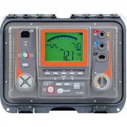 Sonel MIC-5005 Misuratore di isolamento Calibrato (ISO) 250 V, 500 V, 1000 V, 2500 V, 5000 V 15 T