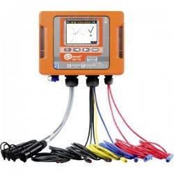 Sonel PQM-702 Analizzatore di rete 1 fase, 3 fasi con funzione logger
