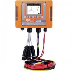 Sonel PQM-703 Analizzatore di rete 1 fase, 3 fasi con funzione logger