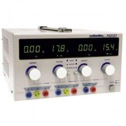 Multimetrix XA 3033 Alimentatore da laboratorio regolabile 0 - 30 V 0 mA - 3 A Num. uscite 3 x
