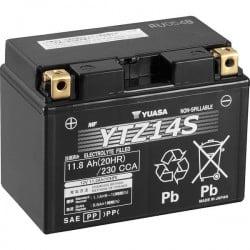 Batteria per moto Yuasa YTZ14S 12 V 11.2 Ah