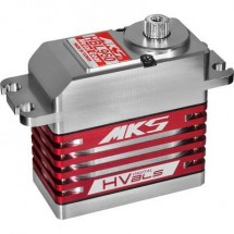 MKS Standard Servo HBL960 Servo digitale Materiale trasmissione: Metallo Sistema innesto: Spina JR