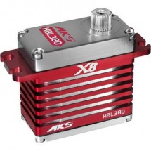 MKS Standard Servo HBL380 Servo digitale Materiale trasmissione: Metallo Sistema innesto: Spina JR