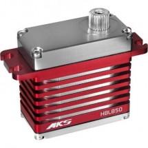 MKS Standard Servo HBL850 Servo digitale Materiale trasmissione: Metallo Sistema innesto: Spina JR